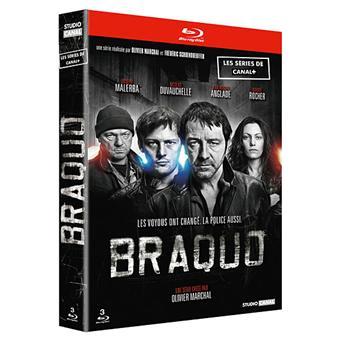 BraquoCoffret intégral de la Saison 1 - Blu-Ray