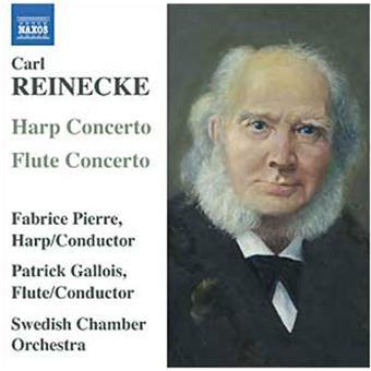 Concerto pour harpe - Concerto pour flute