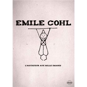 Emile Cohl : L'agitateur aux mille images - 2 DVD