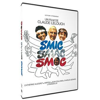 SMIC SMAC SMOC-VF