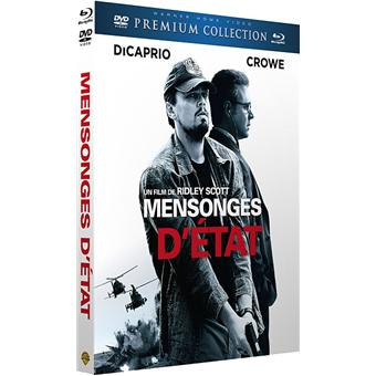Mensonges d'Etat - Premium Collection - Combo Blu-Ray + DVD