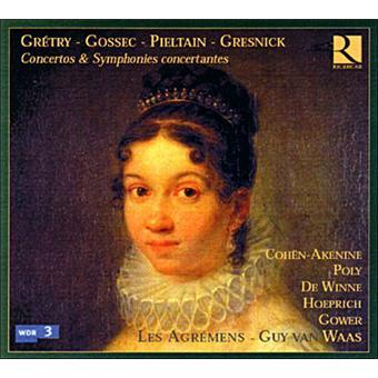 Konzerte Und Konzertante Symphonien