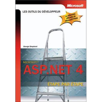 ASP.NET 4.0 - Etape par Etape