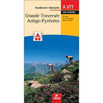 Grande traversée Ariège Pyrénées à VTT
