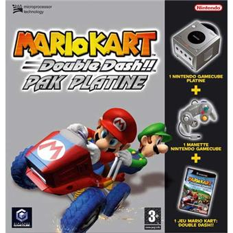 Nintendo Pack GameCube Platine Mario Kart Double Dash