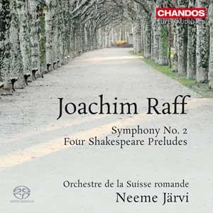Symphony No. 2 Op. 140 / Four Shakespeare Preludes