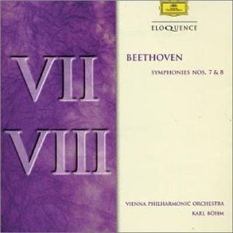 Symphonies no.7 & 8  (imp)