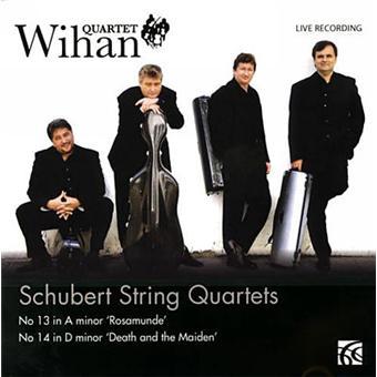 String Quartets No.13 & 1