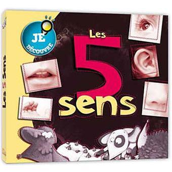 Image result for JE DECOUVRE LES 5 SENS