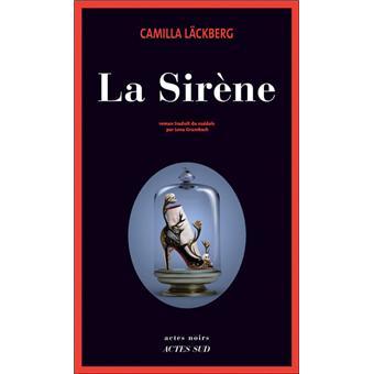 """Résultat de recherche d'images pour """"camilla lackberg la sirène"""""""