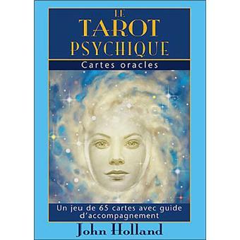 Tarot Psychique - Cartes oracles - Livre + 65 cartes