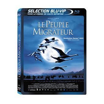 Le Peuple migrateur VIP Blu-ray