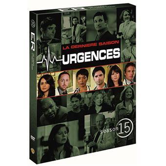 UrgencesUrgences - Coffret intégral de la saison 15