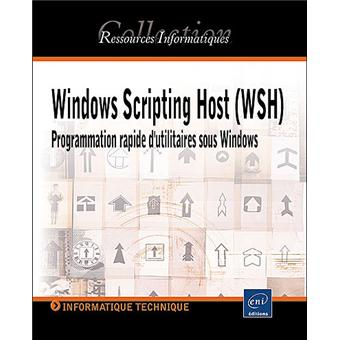 Windows Scripting Host WSH