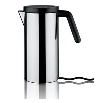 Alessi Hot IT Elektrisch Kettle Black
