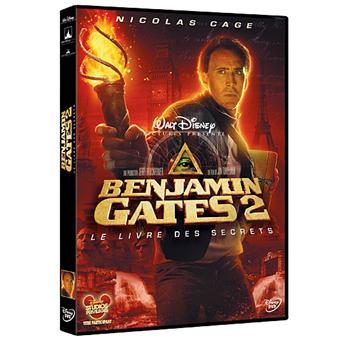 Benjamin Gates 2 : Le Livre des Secrets - Edition Simple