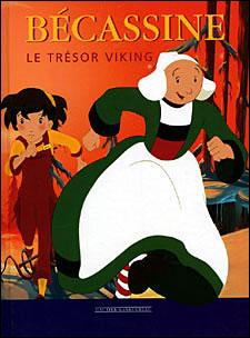becassine le tresor viking