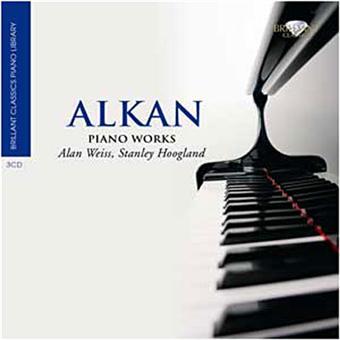 BC Piano Library-Alkan: Piano Works