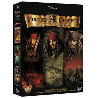 Pirate Des CaraïbesPirates des Caraïbes - Coffret de la Trilogie