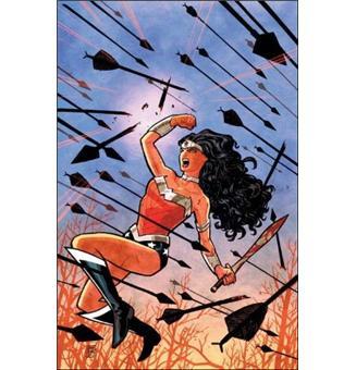 Wonder WomanBlood