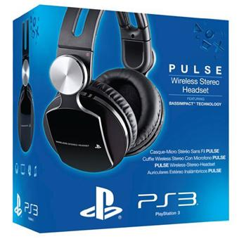 casque sans fil ps3 pulse