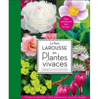 Petit larousse fleurs et plantes vivaces reli for Prix plantes vivaces