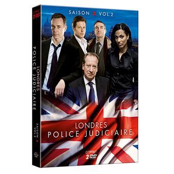 Londres, police judiciaireCoffret de la Saison 2 - Volume 2
