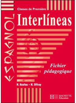 espagnol 2nde interlineas fichier pedagogique