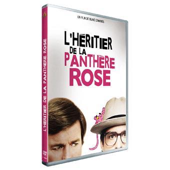 L'héritier de la Panthère Rose DVD