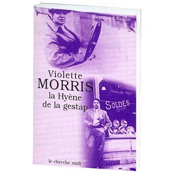 Violette Morris la hyène de la Gestap