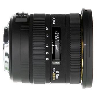 Objectif reflex Sigma DC EX 10 - 20 mm f/3.5 HSM, Monture Canon