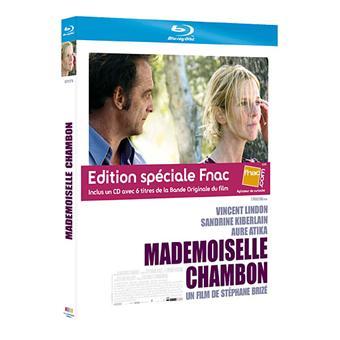 Mademoiselle Chambon - Blu-Ray
