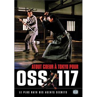 Atout Cœur à Tokyo pour OSS 117 DVD