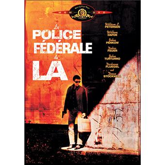 Police fédérale Los Angeles