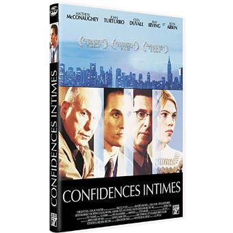 Confidences intimes