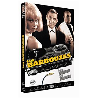 Les Barbouzes DVD