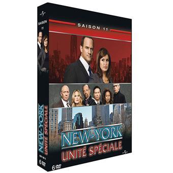 New York Unité SpécialeNew York Unité Spéciale - Coffret intégral de la Saison 11