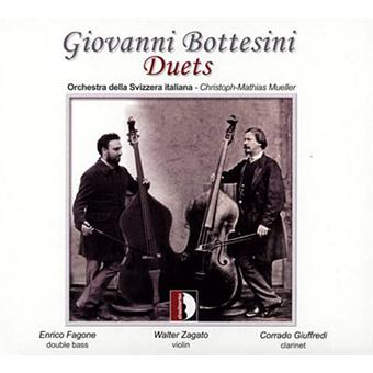 Duos - Concerto pour contrebasse n° 2