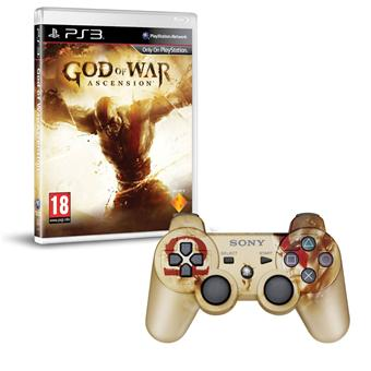 god of war 4 ascension manette dual shock god of war. Black Bedroom Furniture Sets. Home Design Ideas