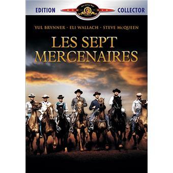 Les Sept mercenaires - Edition Collector