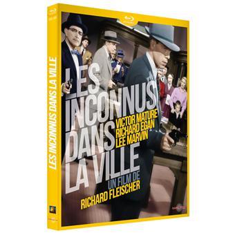 Les inconnus dans la ville - Blu-Ray