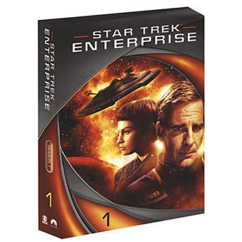 Star Trek EnterpriseStar Trek Enterprise - Coffret intégral de la Saison 1 - Version 2009