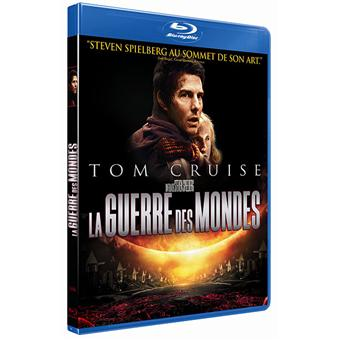 La  Guerre des Mondes - Blu-ray