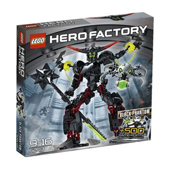 Factory Black 6203 Phantom Hero Lego® XPkwn08O