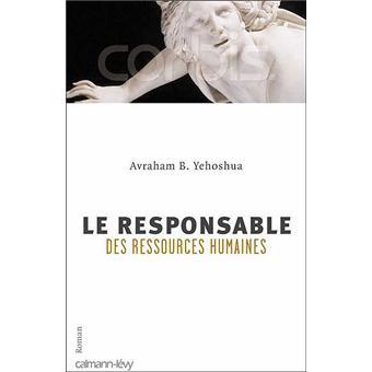 Le Responsable des ressources humaines