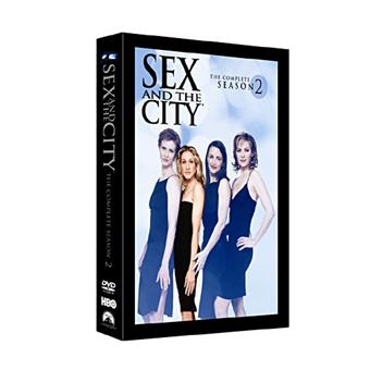 Sex and the citySex and the city - Coffret intégral de la Saison 2