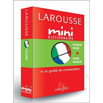 Mini Dictionnaire Francais Italien Italien Francais Edition 2004 Broche Collectif Achat Livre Fnac
