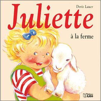 Juliette a la ferme