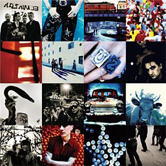 Achtung baby - Edition Deluxe 2 CD