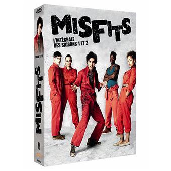 MisfitsMisfits - Coffret intégral des Saisons 1 et 2